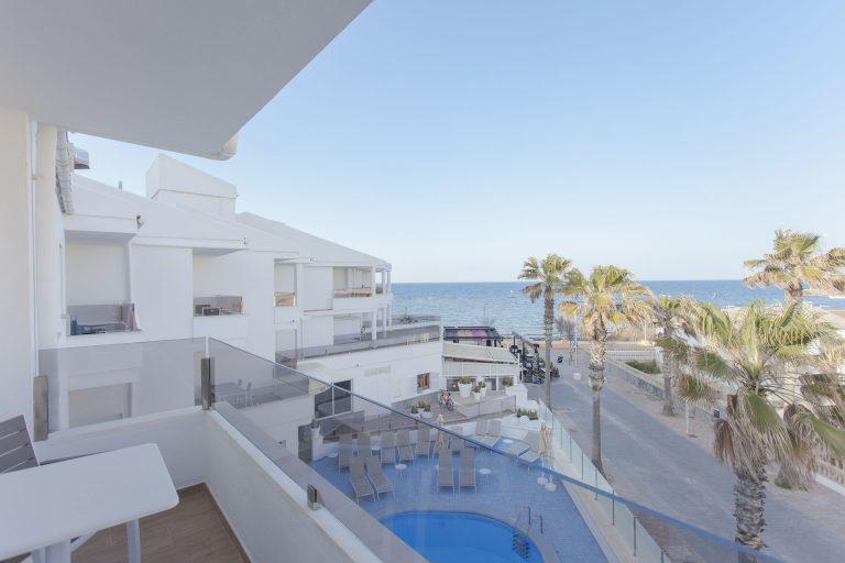 Vistas Balcón Apartamento